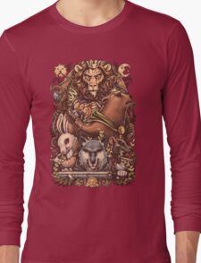 ARMELLO - Battle for the crown Long Sleeve T-Shirt