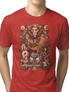 ARMELLO - Battle for the crown Tri-blend T-Shirt