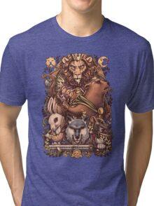 ARMELLO - Battle for the crown Tri-blend T-Shirt