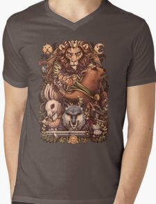 ARMELLO - Battle for the crown Mens V-Neck T-Shirt