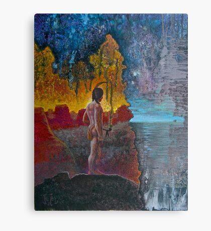 ''Beyond Reckoning'' Canvas Print