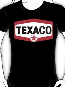 TEXACO OIL RACING VINTAGE LUBRICANT T-Shirt