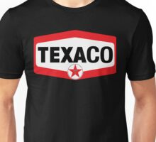 TEXACO OIL RACING VINTAGE LUBRICANT Unisex T-Shirt