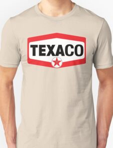 TEXACO OIL RACING VINTAGE LUBRICANT T-Shirt