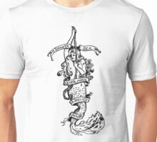 A Smooth Sea Never Made A Skilled Sailor Unisex T-Shirt