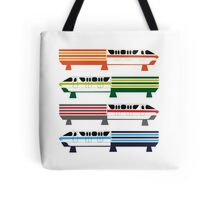 The Monorail System Tote Bag