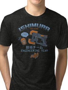 Ishimura Engineering Tri-blend T-Shirt
