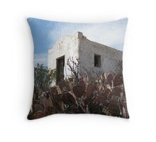 Lajitas Throw Pillow