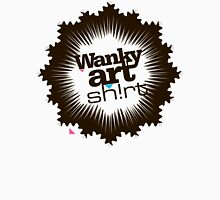 Just another WANKY ART SHIRT! Womens Fitted T-Shirt