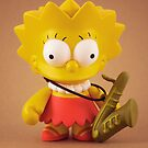 Lisa Simpson by Fanboy30