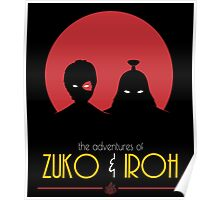 The Adventures of Zuko and Iroh Poster