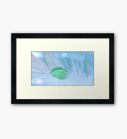 Dreamy Framed Print