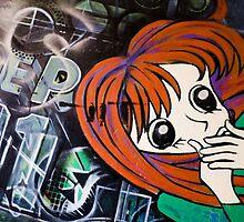 September 11th Graffiti - Brisbane CBD by Jordan Miscamble