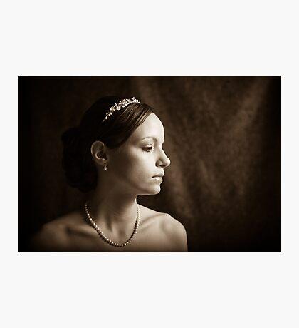 Bride 2 Photographic Print