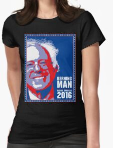 Bernie Sanders 2016 - Berning Man T-Shirt