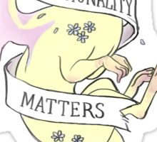 intersectionality matters Sticker