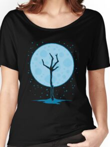 Zombie Snowman Women's Relaxed Fit T-Shirt
