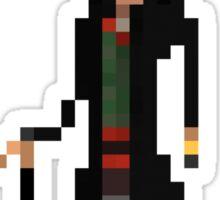 Pixel Jacob Sticker