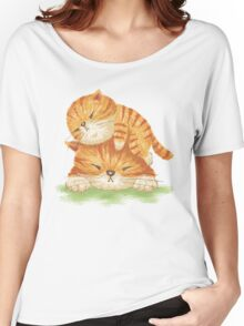 Family of tabby Women's Relaxed Fit T-Shirt