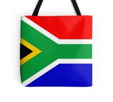 South African Flag Design Tote Bag