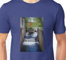 Lock 1 on the Feeder Canal Unisex T-Shirt