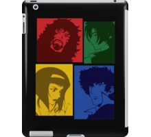 cowboy bebop knocking on heavens door movie anime manga shirt iPad Case/Skin