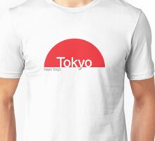 AROUND THE WORLD: Tokyo, Japan Unisex T-Shirt