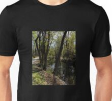 Spring along the Canal Unisex T-Shirt