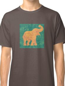 Carved elephant Classic T-Shirt