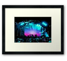 The War on Drugs Framed Print