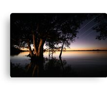Bombah Broadwater, Myall Lakes, N.S.W. Canvas Print