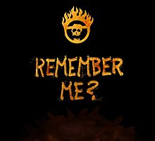 Furiosa - Remember Me? by verick
