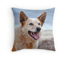 Belle B005 Throw Pillow