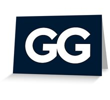 GG Greeting Card