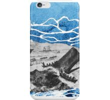 Rough Seas iPhone Case/Skin