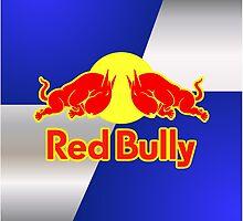 Red Bully Logo 2 by Sookiesooker