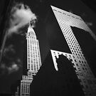 Chrysler Building- New York City by Vivienne Gucwa