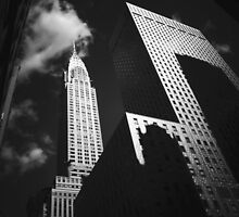 Chrysler Building- New York City by Vivienne Gucwa
