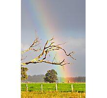 Heart of the Rainbow Photographic Print