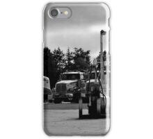 Stormy Trucks iPhone Case/Skin