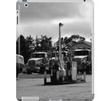 Stormy Trucks iPad Case/Skin