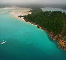Hill Inlet by Andrew Wallace