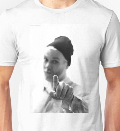 """What!"" Unisex T-Shirt"