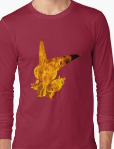 Victini used overheat Long Sleeve T-Shirt