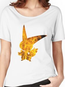 Victini used overheat Women's Relaxed Fit T-Shirt