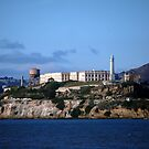 Alcatraz Island by Stormygirl
