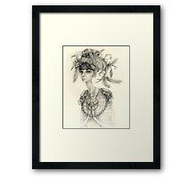 Witch Doctor / Portrait of Tara Framed Print