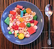 Candy Soup by Barberelli