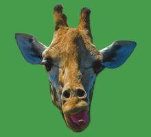 Giraffe Gaffe Kids Clothes