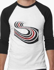 Elliott Smith Figure 8 Men's Baseball ¾ T-Shirt